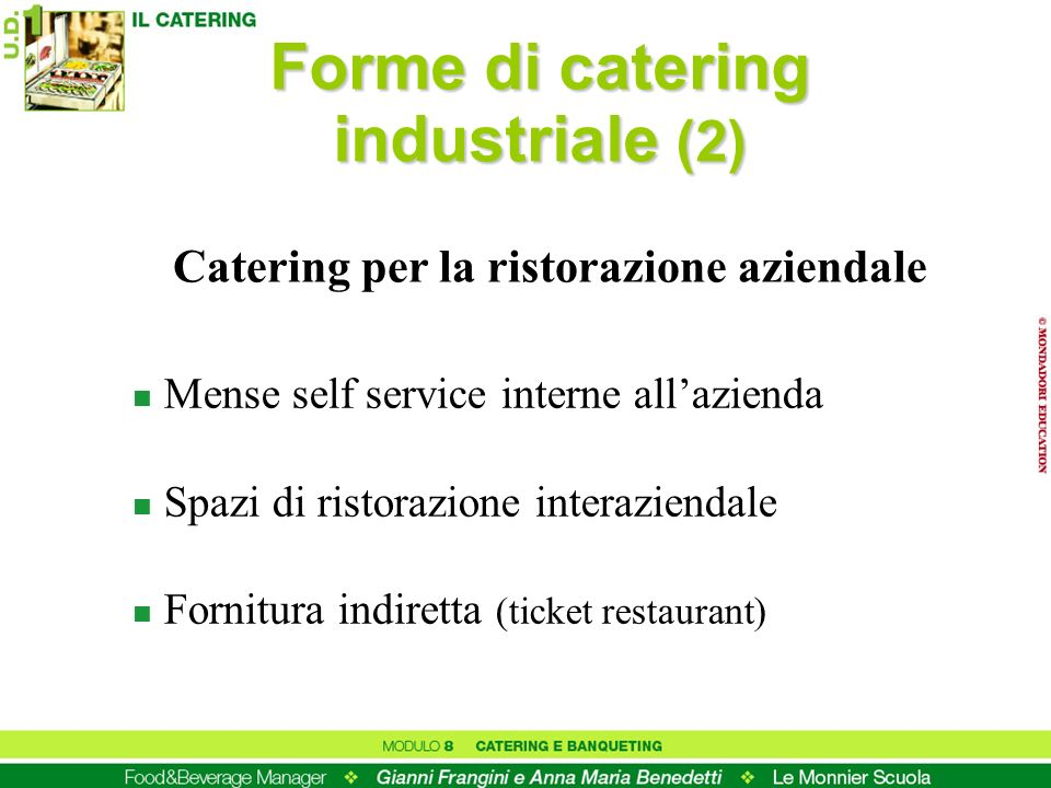 Forme di catering industriale (2)