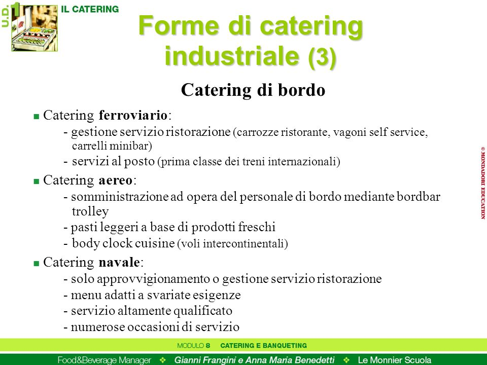Forme di catering industriale (3)
