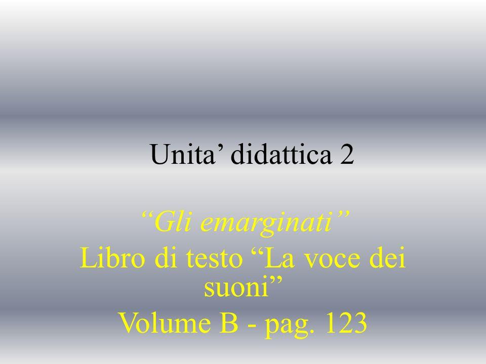 Libro di testo La voce dei suoni