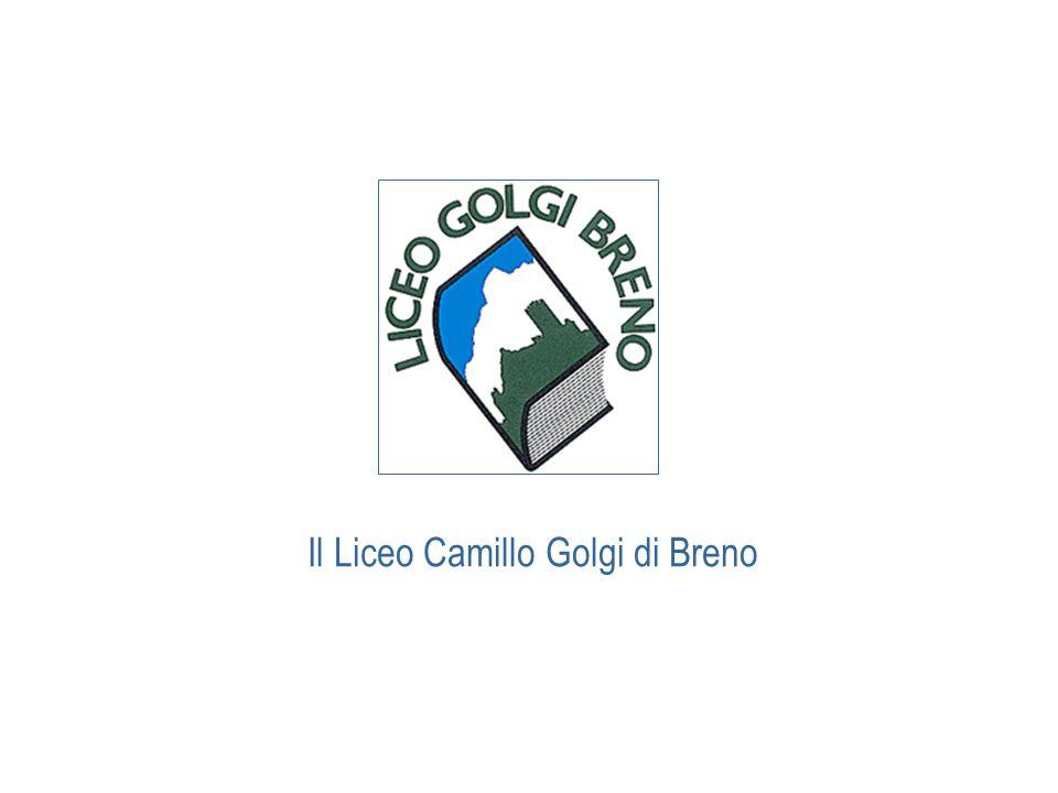 Il Liceo Camillo Golgi di Breno