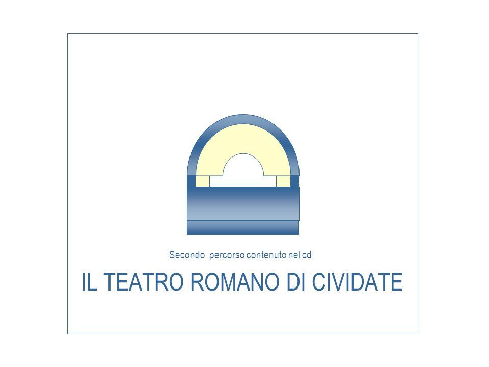 IL TEATRO ROMANO DI CIVIDATE