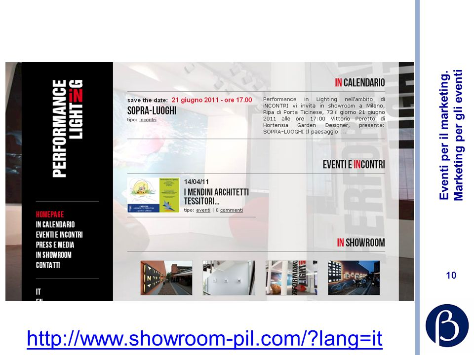http://www.showroom-pil.com/ lang=it