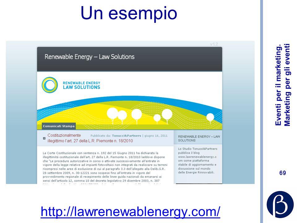 Un esempio http://lawrenewablenergy.com/