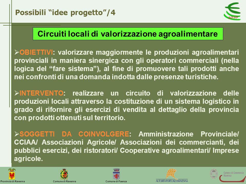 Circuiti locali di valorizzazione agroalimentare
