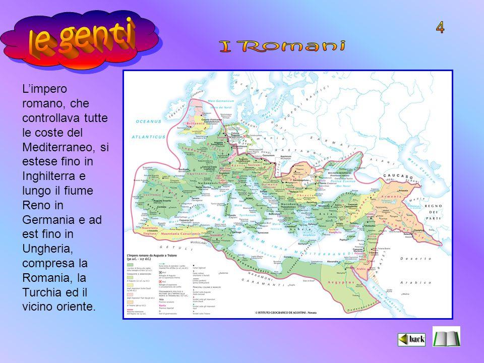 le genti 4. I Romani.