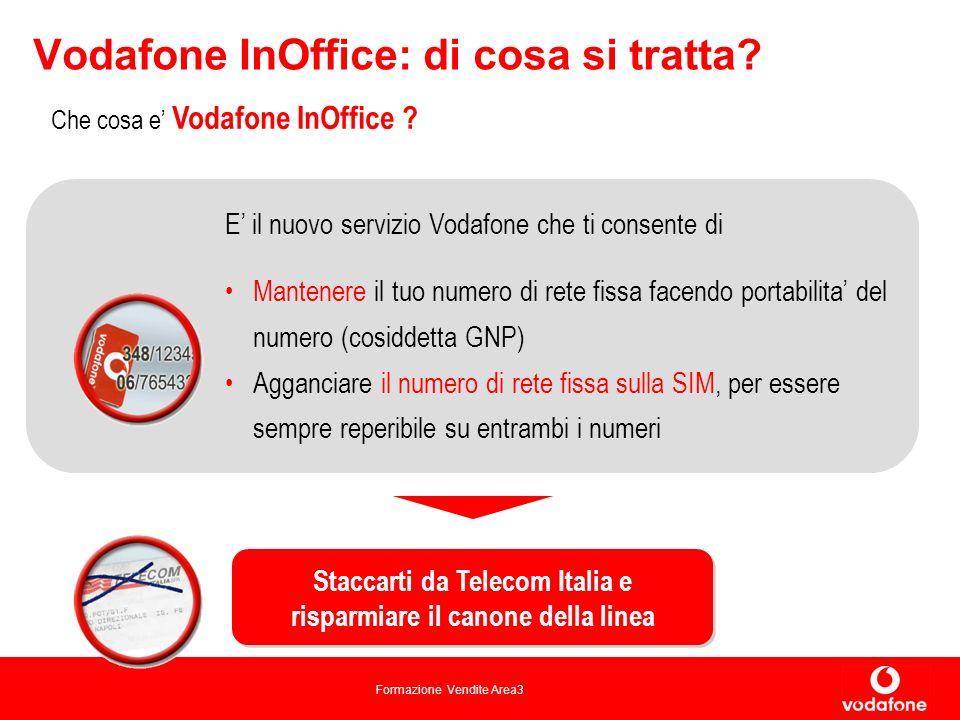 Vodafone InOffice: di cosa si tratta