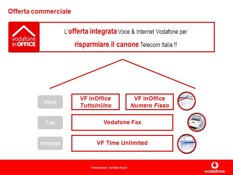 VF InOffice TuttoInUno VF InOffice Numero Fisso