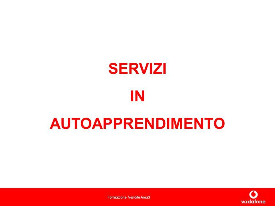 SERVIZI IN AUTOAPPRENDIMENTO