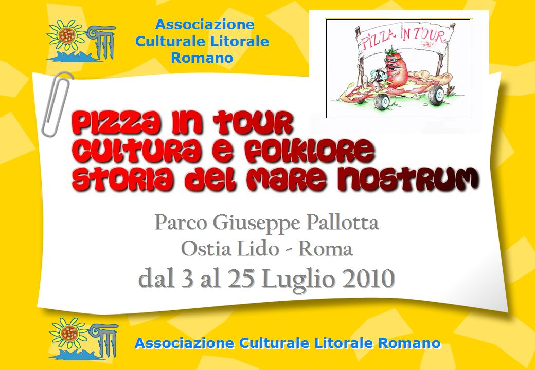 Associazione Culturale Litorale Romano Parco Giuseppe Pallotta