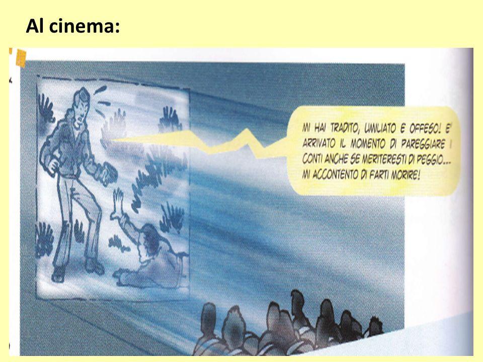 Al cinema:
