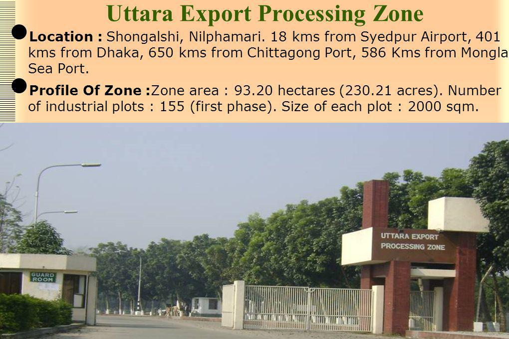 Uttara Export Processing Zone