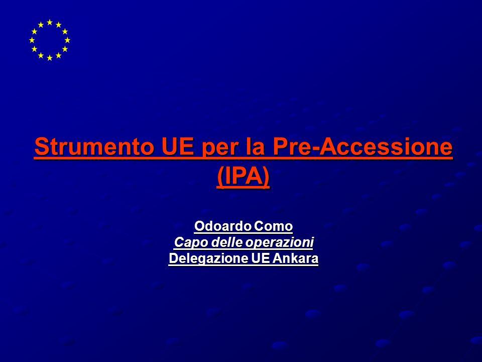 Strumento UE per la Pre-Accessione (IPA)