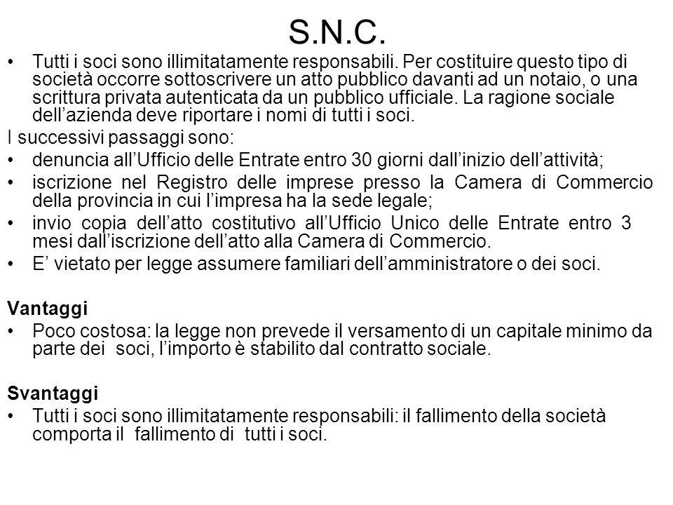 S.N.C.