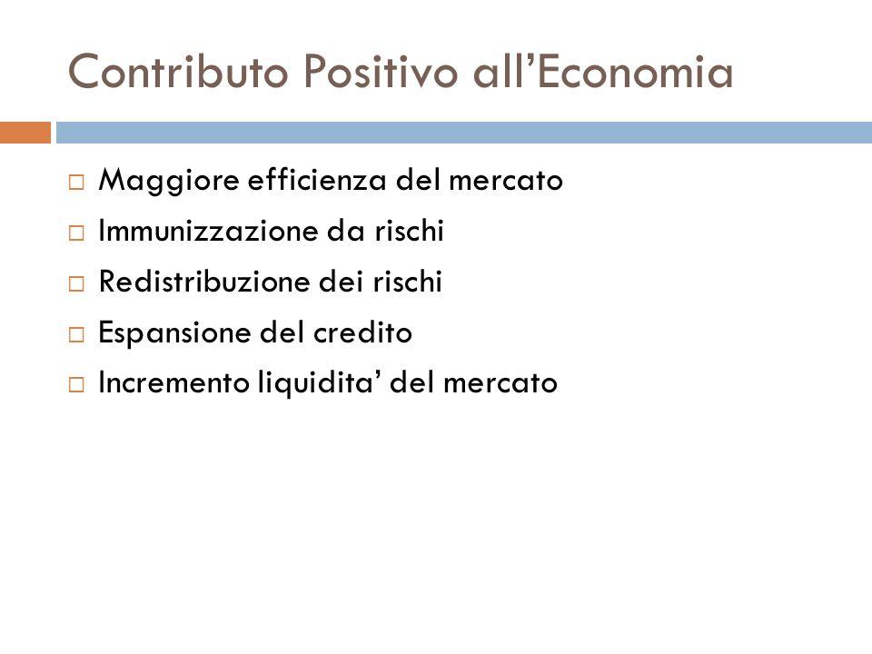 Contributo Positivo all'Economia