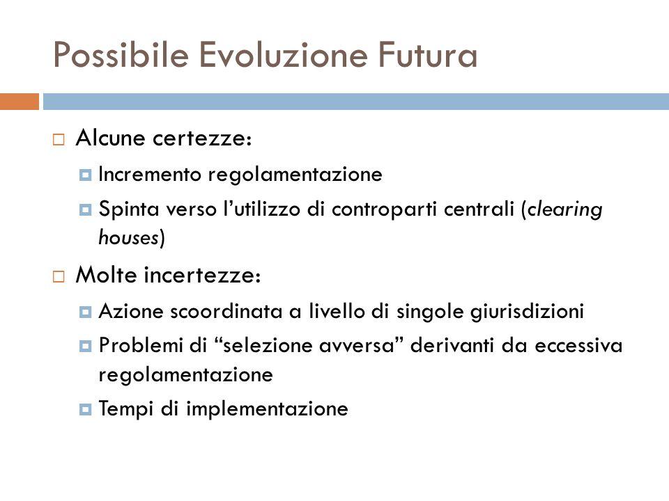 Possibile Evoluzione Futura