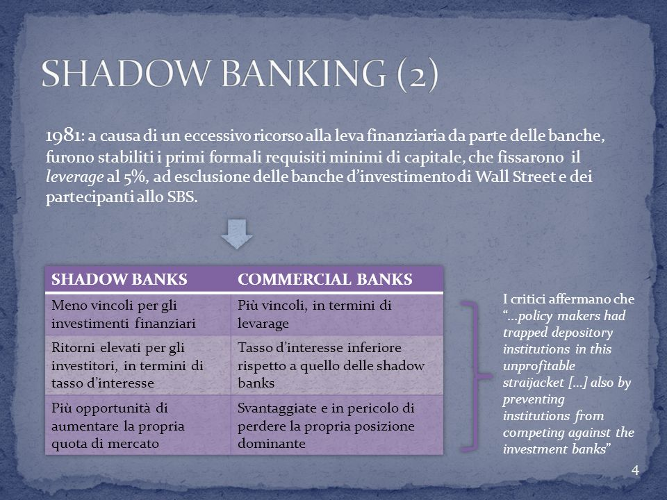 SHADOW BANKING (2)