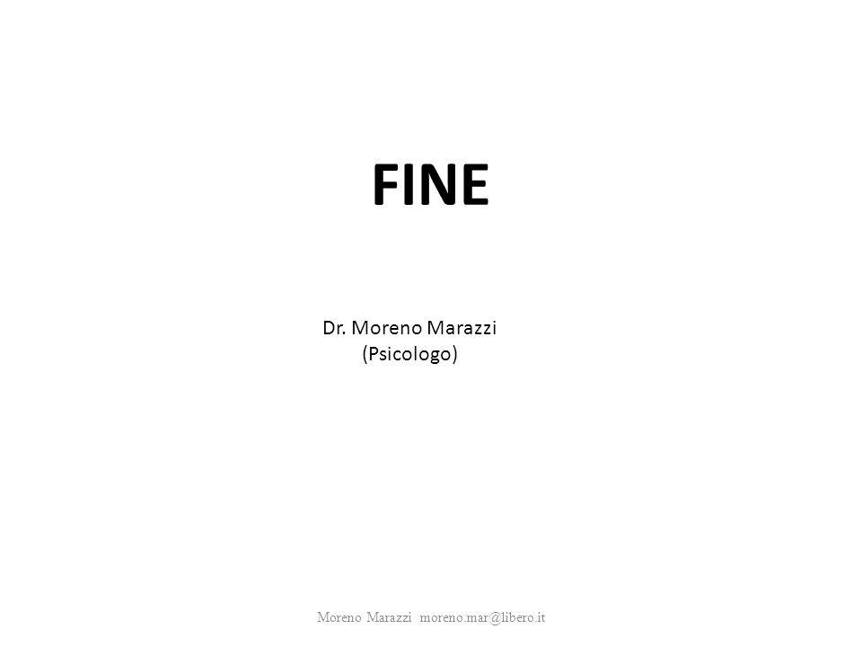 FINE Dr. Moreno Marazzi (Psicologo)