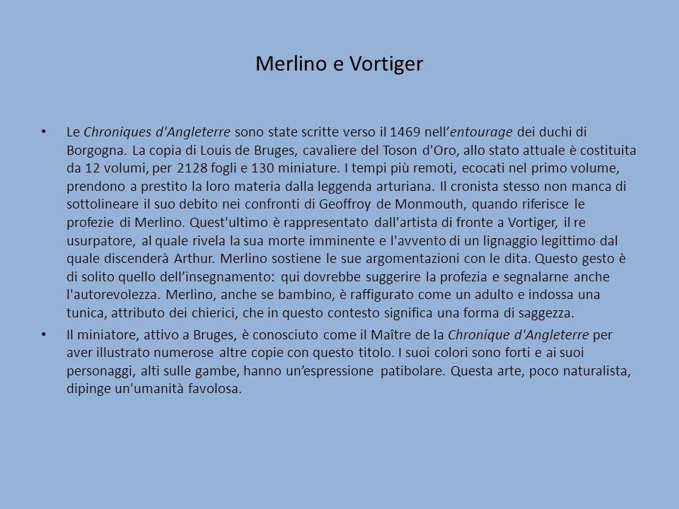 Merlino e Vortiger