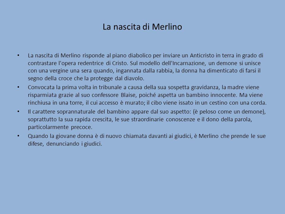 La nascita di Merlino