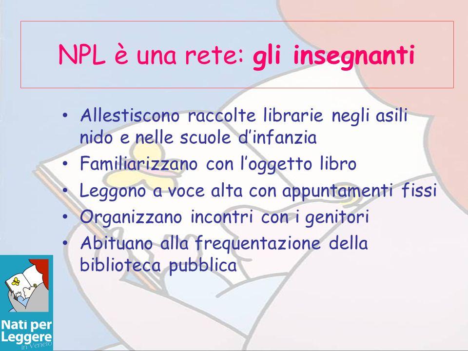 NPL è una rete: gli insegnanti