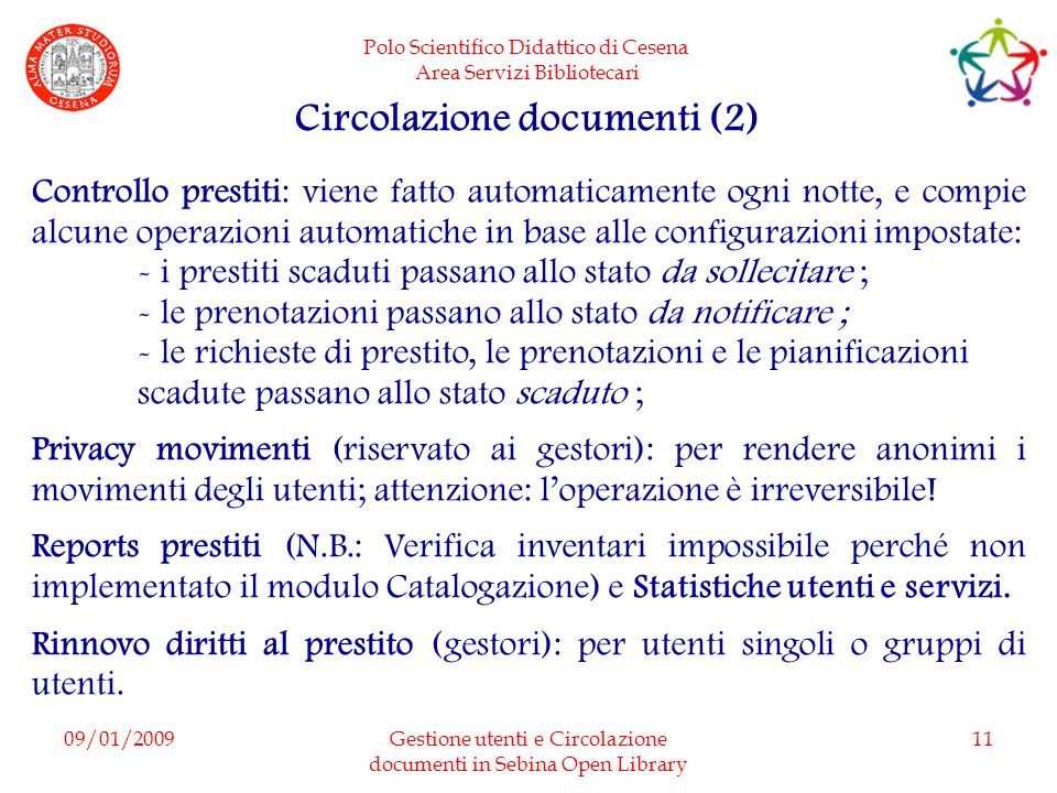 Circolazione documenti (2)