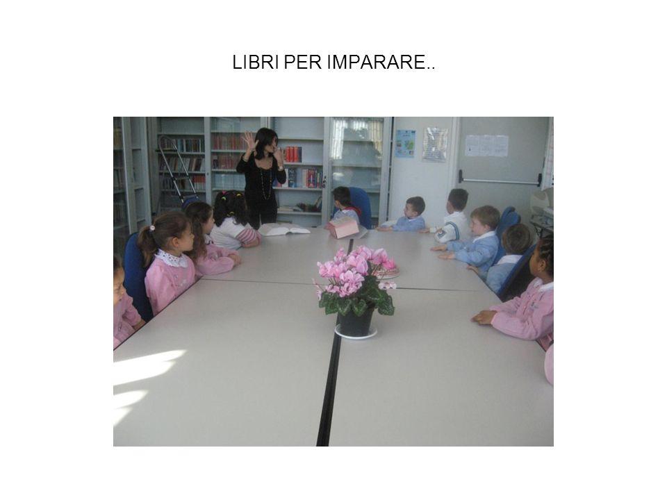 LIBRI PER IMPARARE..