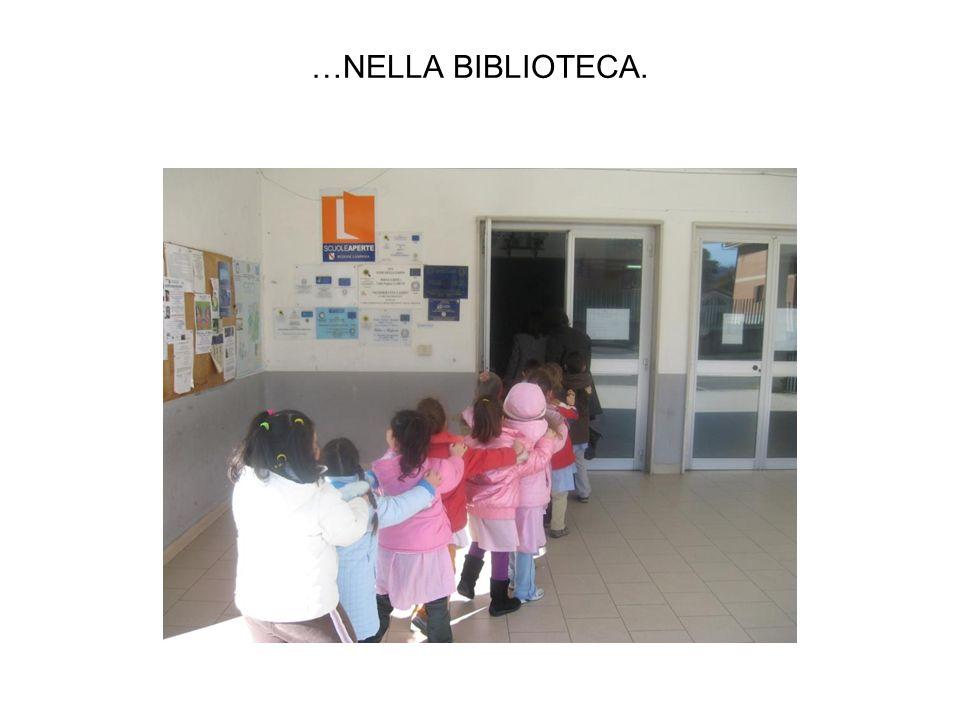 …NELLA BIBLIOTECA.
