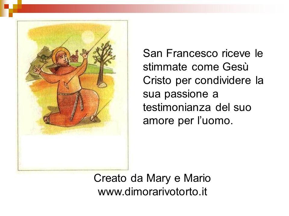 Creato da Mary e Mario www.dimorarivotorto.it
