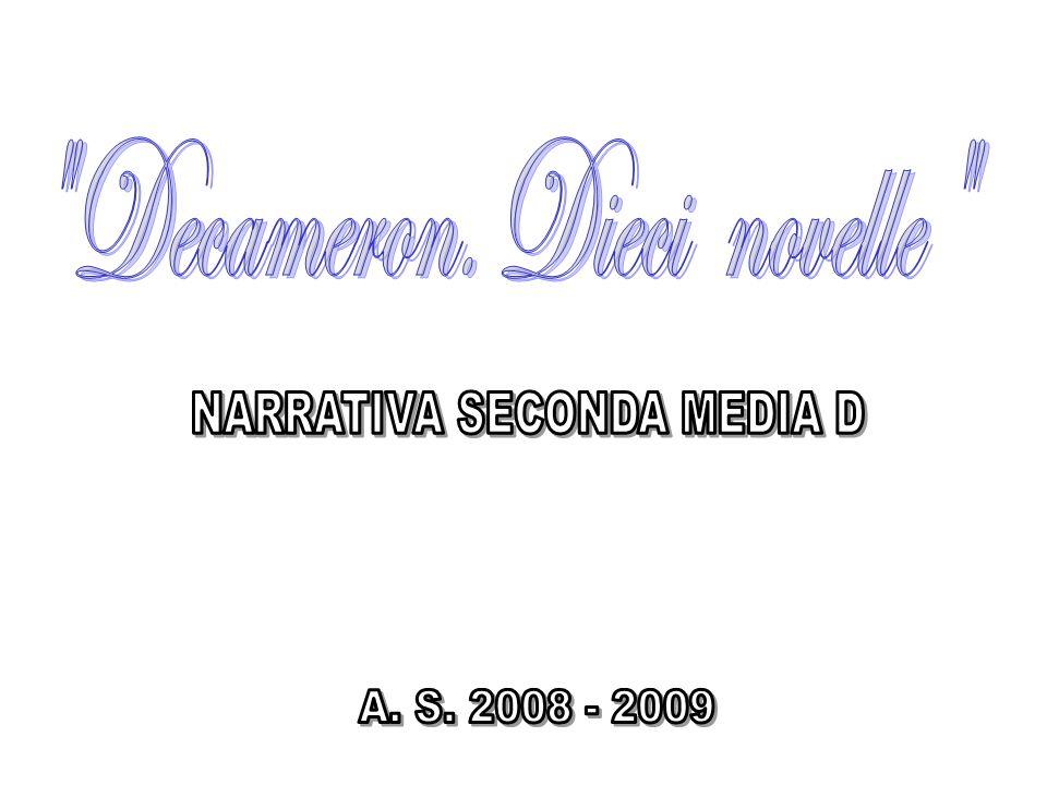 Decameron. Dieci novelle