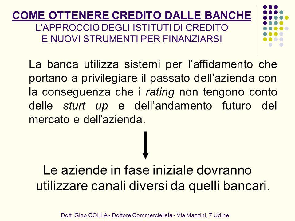 Dott. Gino COLLA - Dottore Commercialista - Via Mazzini, 7 Udine