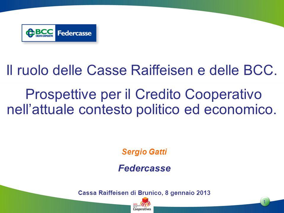 Cassa Raiffeisen di Brunico, 8 gennaio 2013