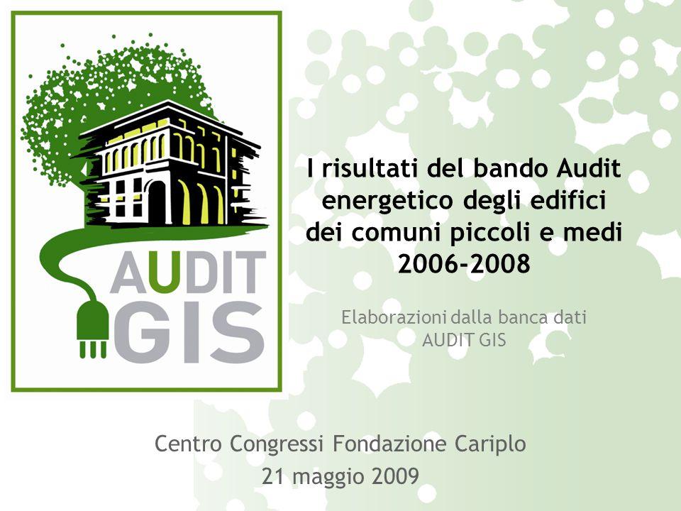 Centro Congressi Fondazione Cariplo 21 maggio 2009