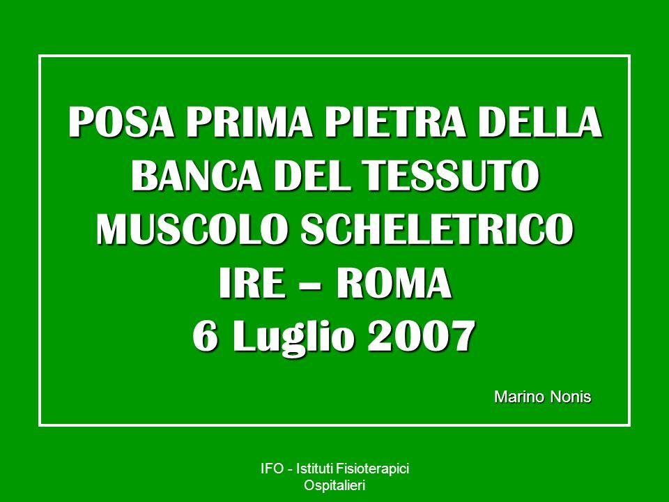 IFO - Istituti Fisioterapici Ospitalieri