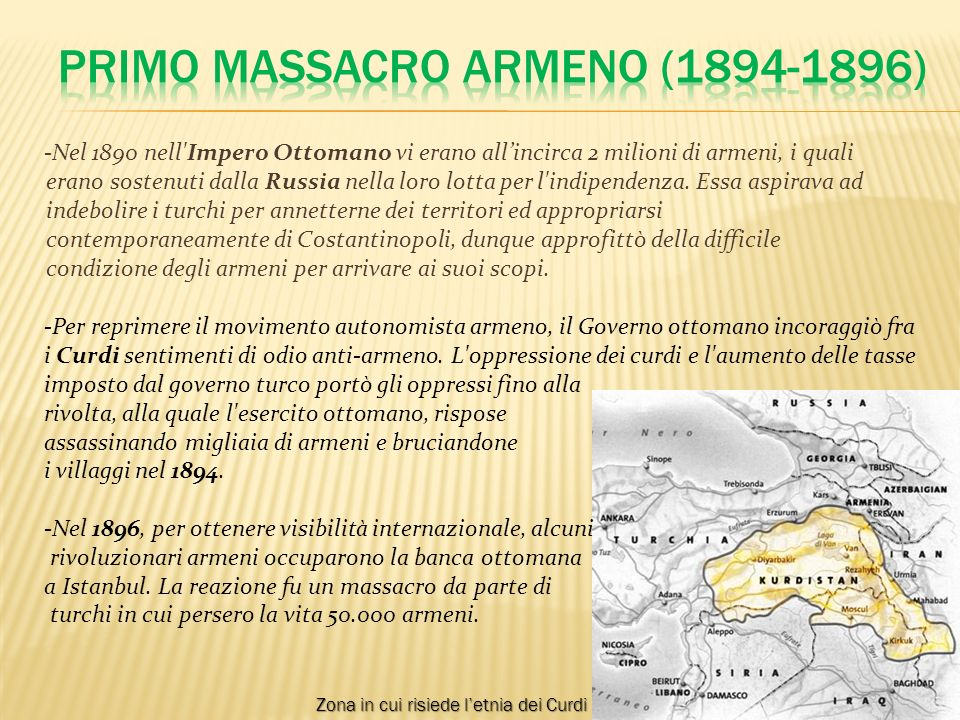 Primo massacro armeno (1894-1896)