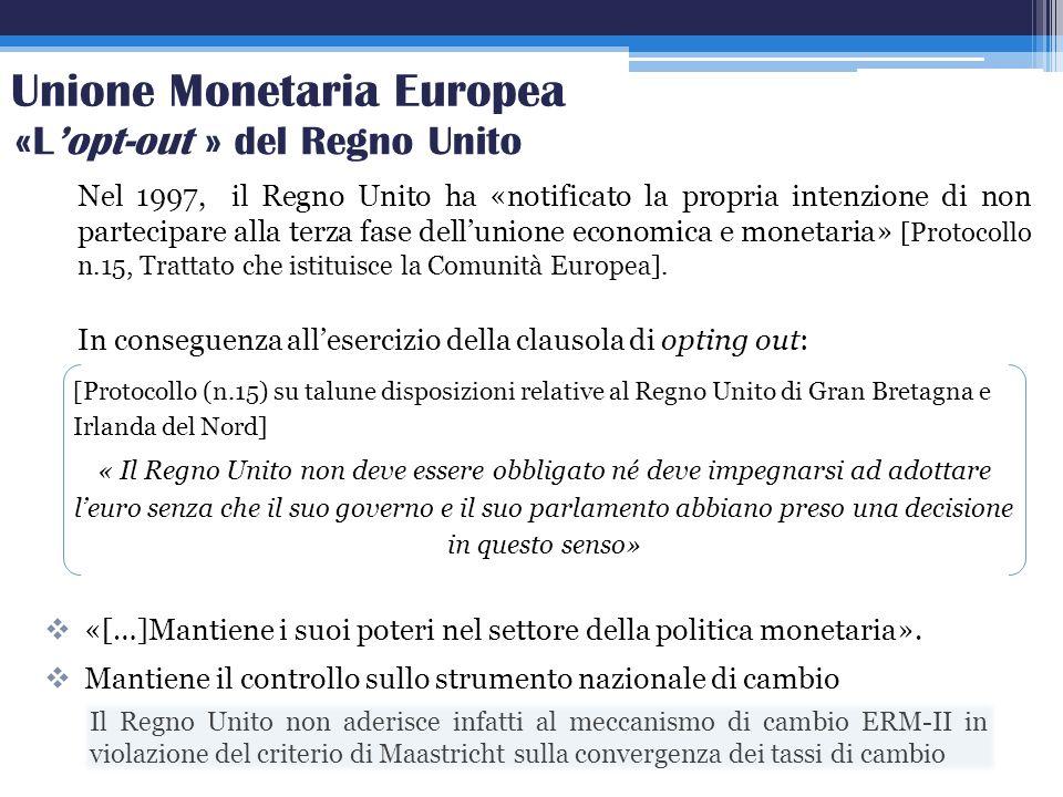 Unione Monetaria Europea