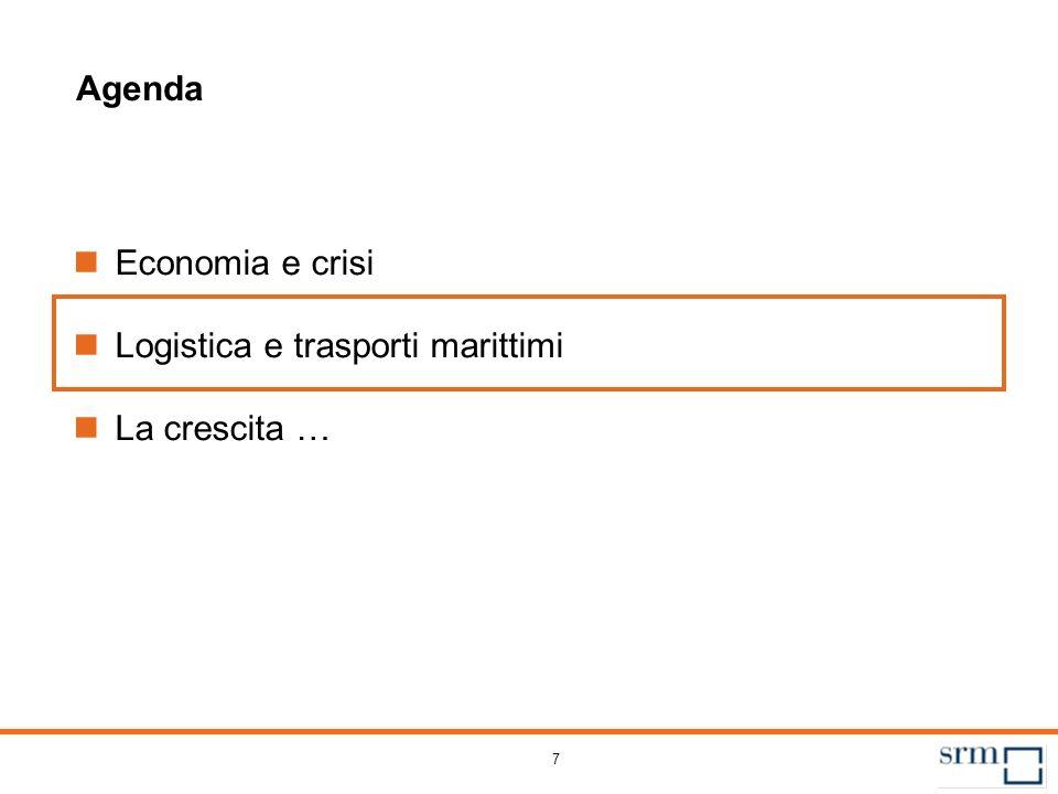 I porti garantiscono al territorio le tre «i» della competitività