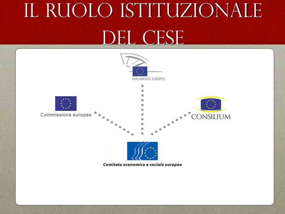 Il ruolo istituzionale del CESE