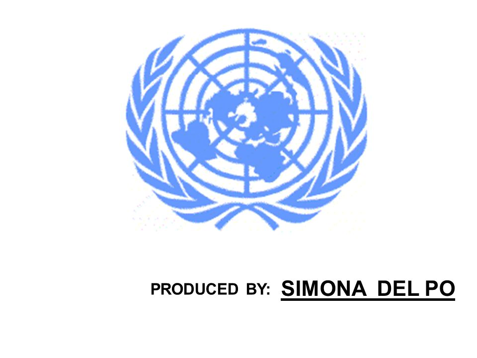 SIMONA DEL PO PRODUCED BY: