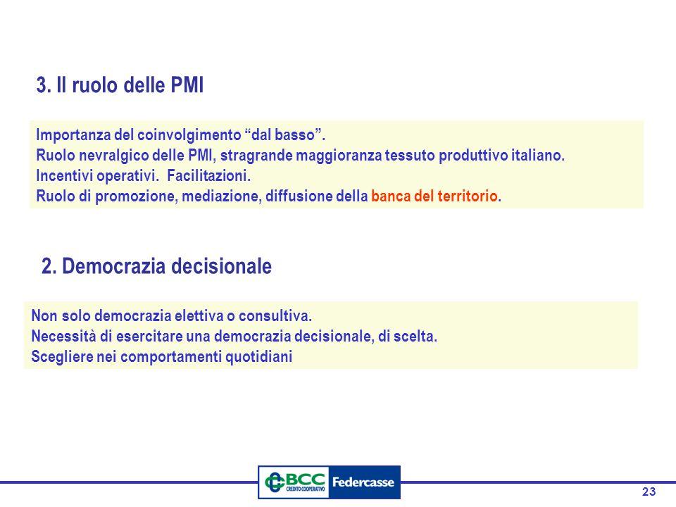 2. Democrazia decisionale