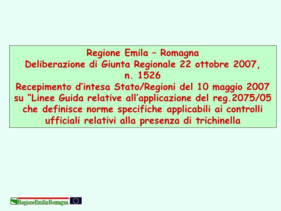 Regione Emila – Romagna