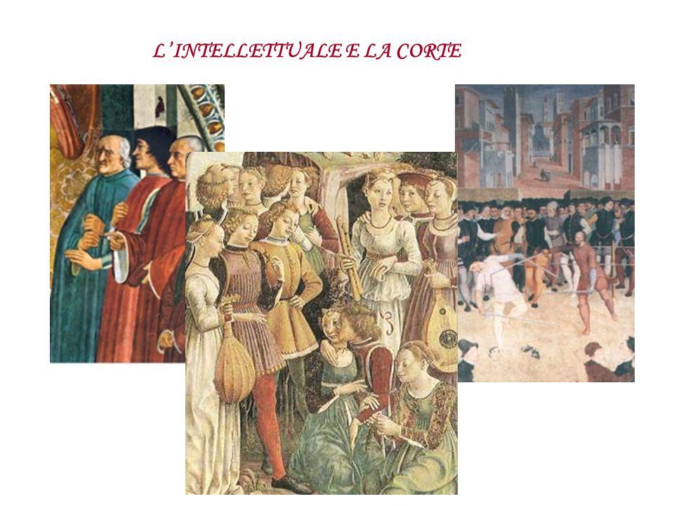 L'INTELLETTUALE E LA CORTE