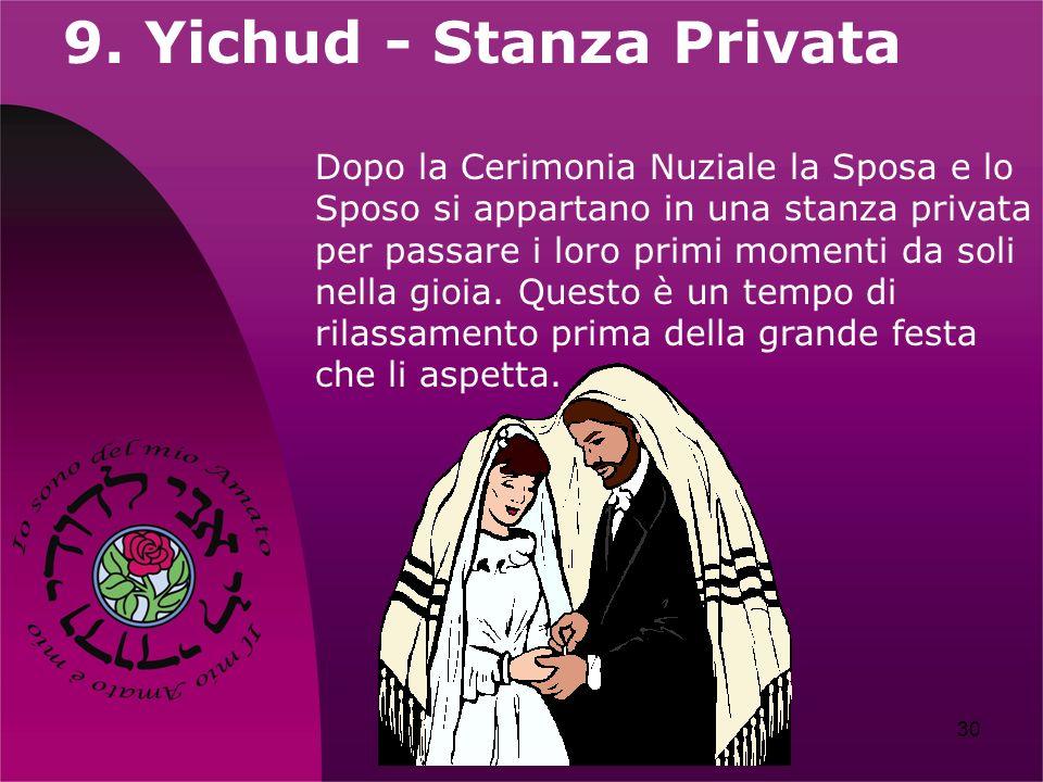 9. Yichud - Stanza Privata
