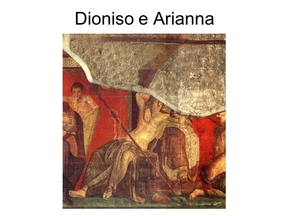 Dioniso e Arianna