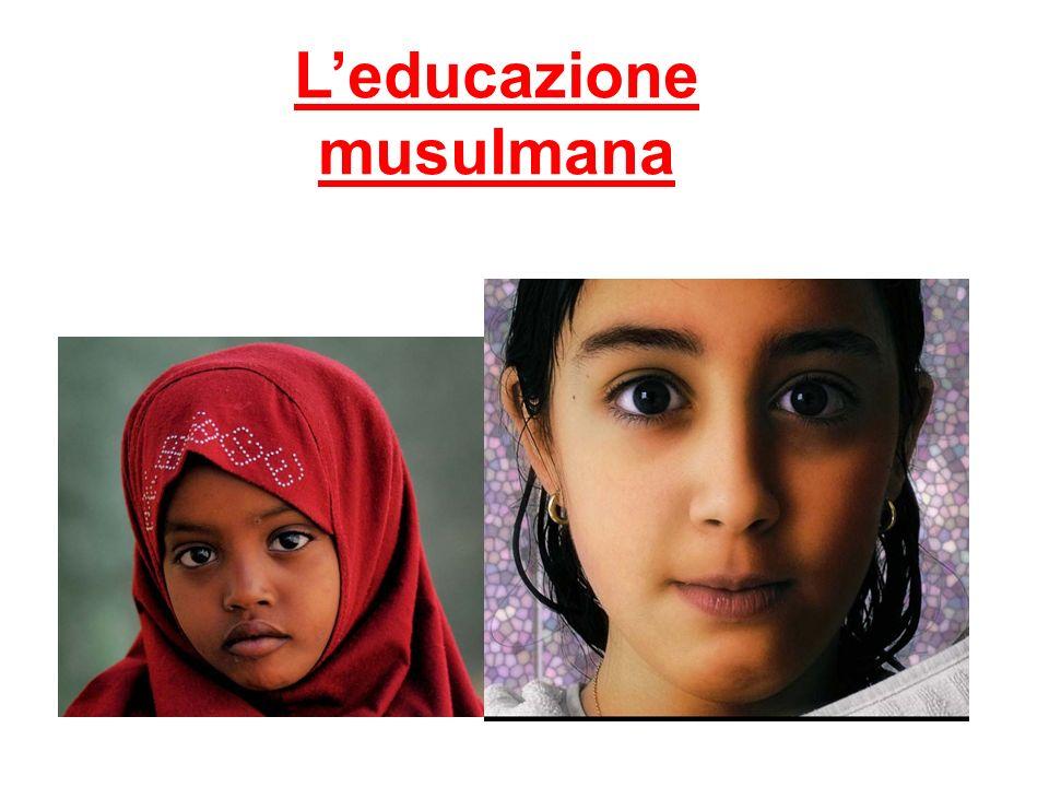 L'educazione musulmana
