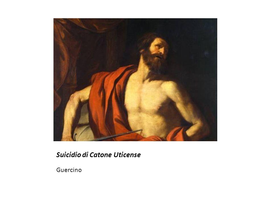 Suicidio di Catone Uticense