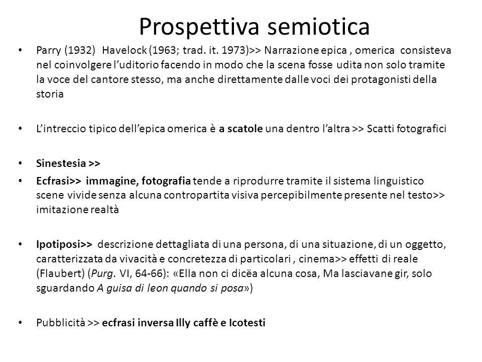 Prospettiva semiotica