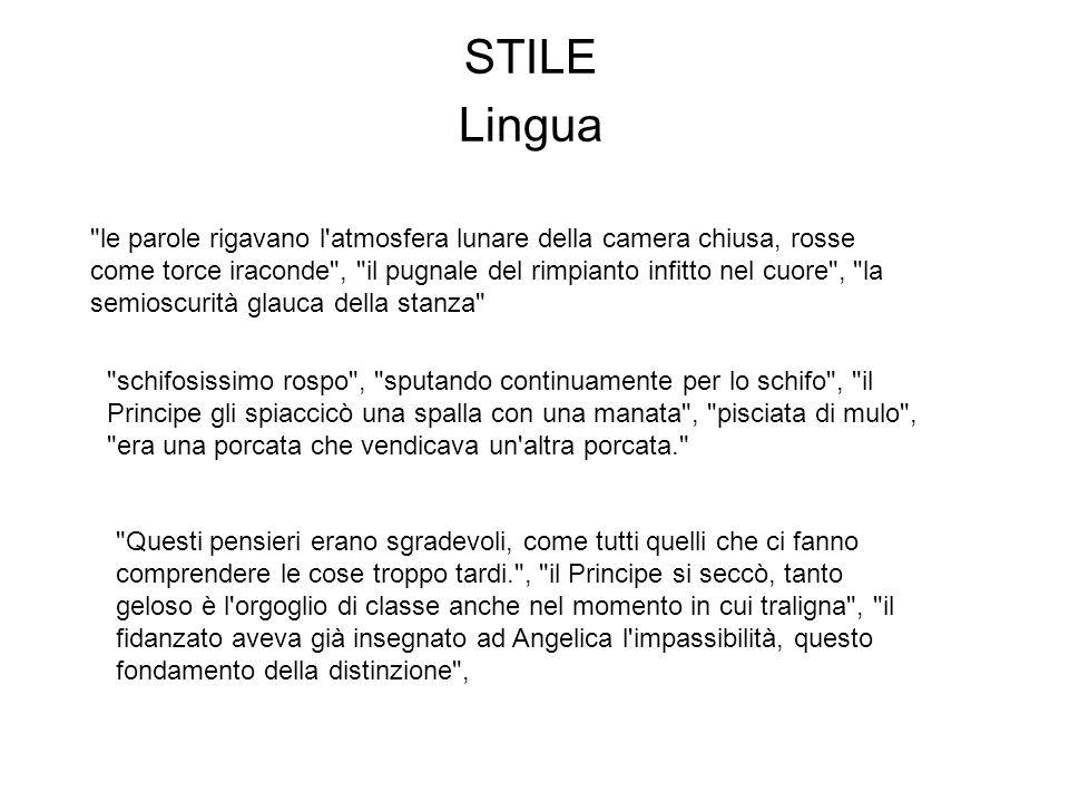 STILE Lingua.