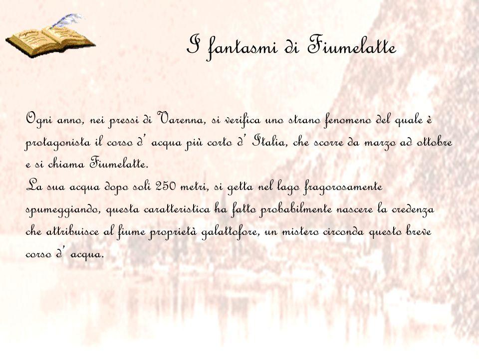 I fantasmi di Fiumelatte