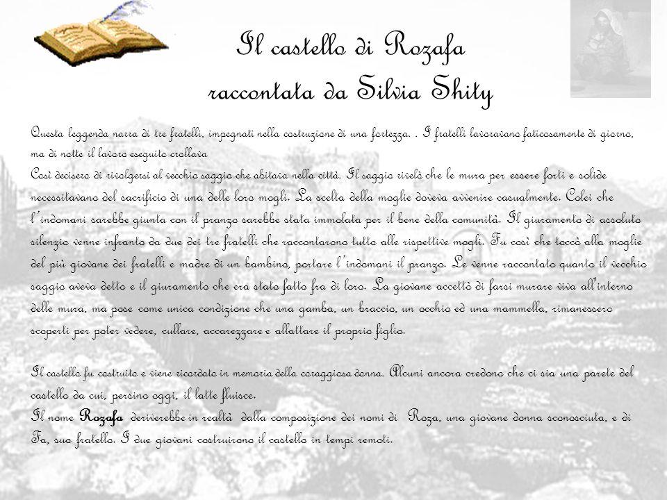 Il castello di Rozafa raccontata da Silvia Shity
