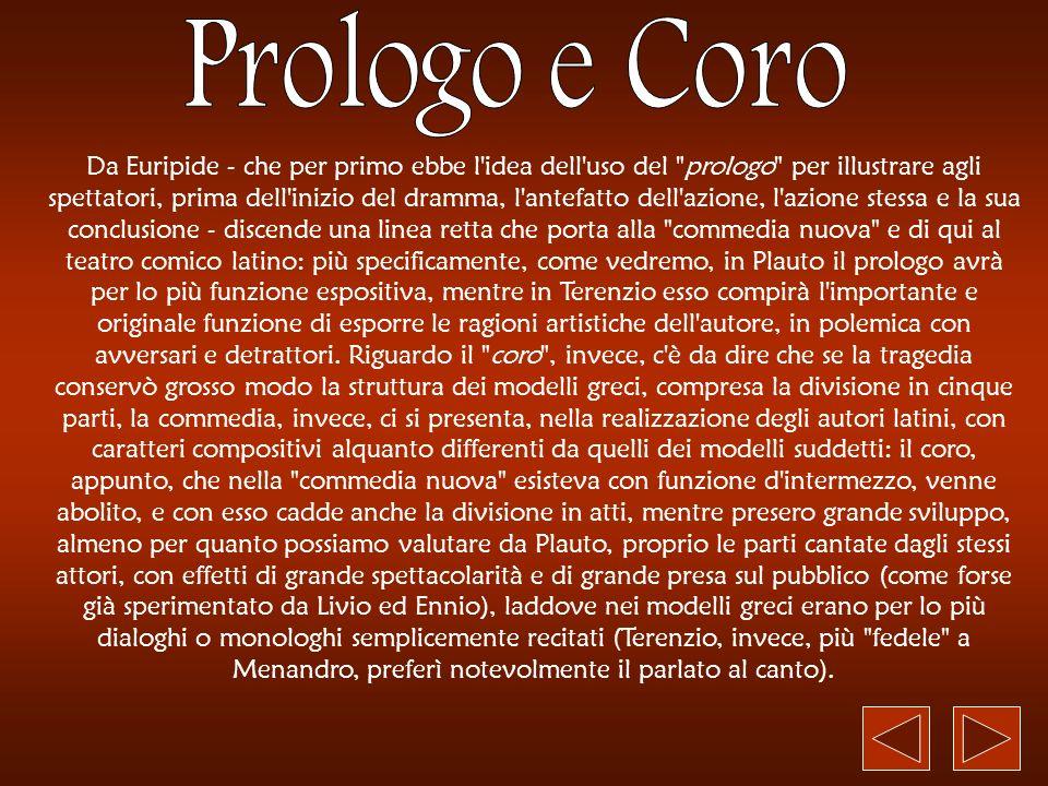 Prologo e Coro